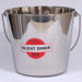 9 Qt. Stainless Bucket